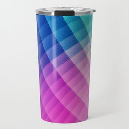 Abstract Colorful Art Pattern (LTBG - Low poly) - Texture aka. Spectrum Bomb! (Photoshop Colorpicker Travel Mug