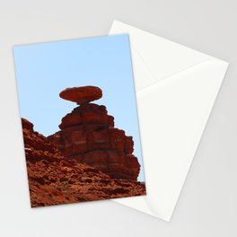 Mexican Hat Rock Stationery Cards