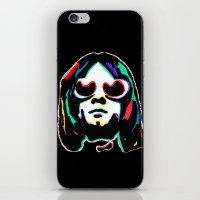 kurt rahn iPhone & iPod Skins featuring Kurt   by Butt Ugly Co