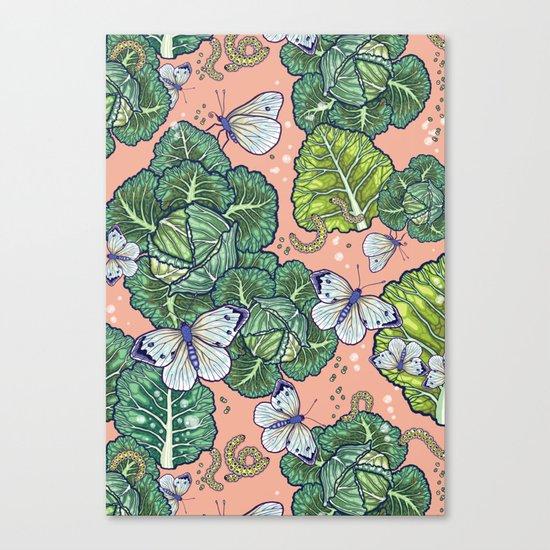 garden harmony Canvas Print
