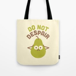 A Fruitful Admonition Tote Bag