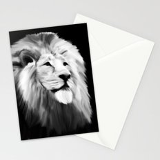 Leo king Stationery Cards