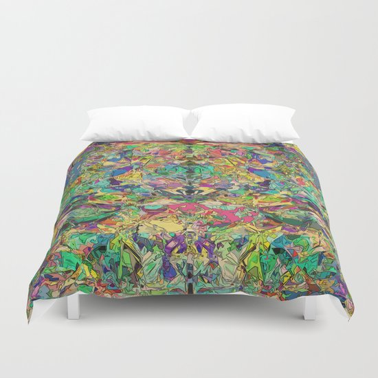 Imperfectionist Duvet Cover