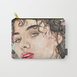 Flower Rae Carry-All Pouch
