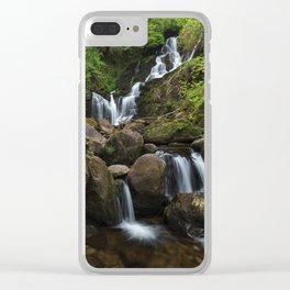 Torc Waterfall,Killarney Clear iPhone Case