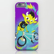 Monster Pixie Riding a Fixie iPhone 6s Slim Case