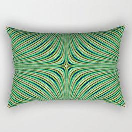 Spontaneous Symmetry Breaking Rectangular Pillow