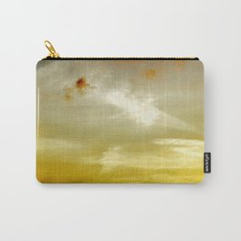 Sunset Sky in Norfolk Carry-All Pouch