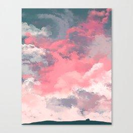Transcendental Canvas Print