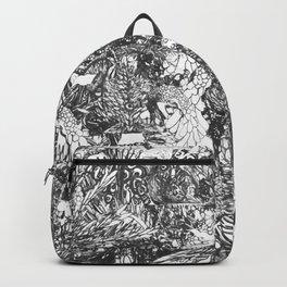Monster Forest Backpack