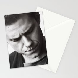 Aaron Tveit #1 Stationery Cards
