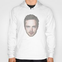 jesse pinkman Hoodies featuring Jesse Pinkman All-Type by Diego Farias