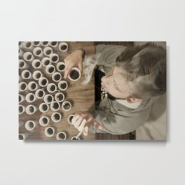 99 Coffee Metal Print