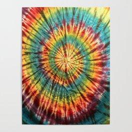 Tie Dye 19 Poster