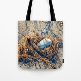 Textures in the Sand by Teresa Thompson Tote Bag