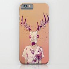 Sakura Lady iPhone 6s Slim Case