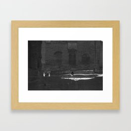 Caracalla Framed Art Print