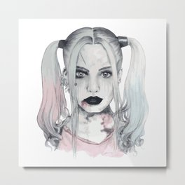 Harley Quinn, Suicide Squad Metal Print