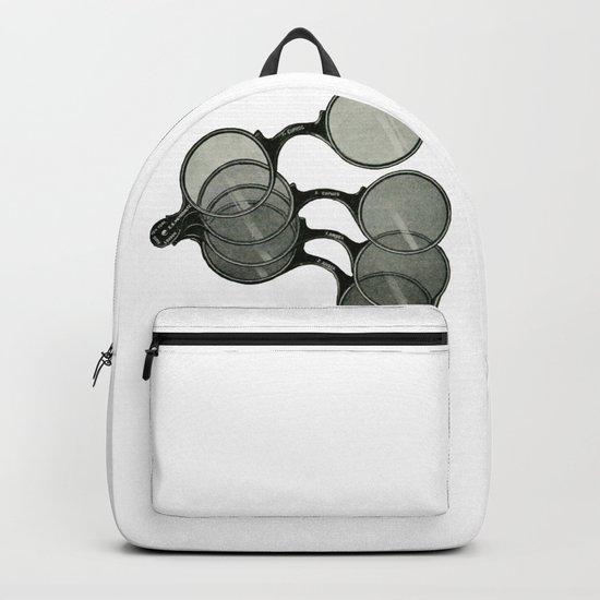 Glasses 2 Backpack