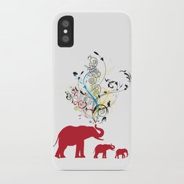 Me and my friends iPhone Case