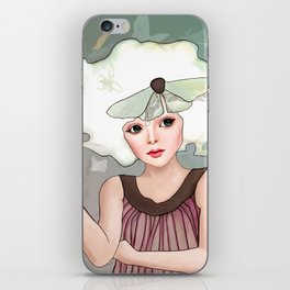 Margaret iPhone Skin