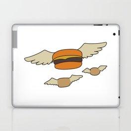 Bob's Burgers Flying Hamburgers T-shirt Laptop & iPad Skin