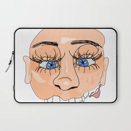 Bruxism Laptop Sleeve