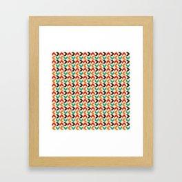 Arrowheads Framed Art Print