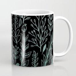 Ghost Botanic Coffee Mug