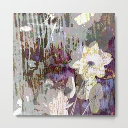 Flowers for you! Metal Print