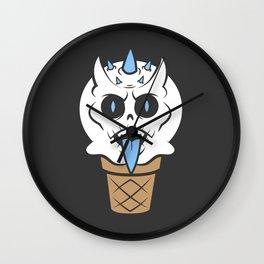 HellCone! Wall Clock