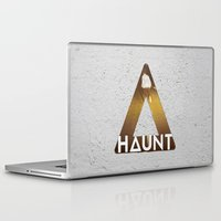 bastille Laptop & iPad Skins featuring Bastille #1 Haunt by Thafrayer