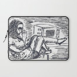 VicTORIous Girl Laptop Sleeve