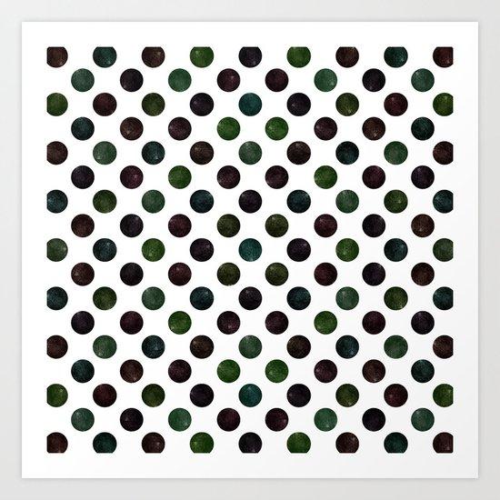 Dots #2 Art Print