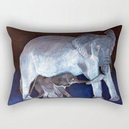 Moonlight Moods collection 'A Proud Mum' Rectangular Pillow
