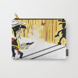 Lucky Luke - TAKE 2 Carry-All Pouch