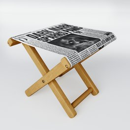 Daily Prophet newspaper Folding Stool