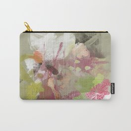 Modern flowers Carry-All Pouch