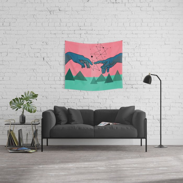 cool Wall Tapestry