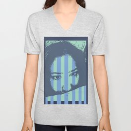 Do you see me? Unisex V-Neck