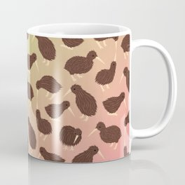 Cuddly Kiwis Coffee Mug