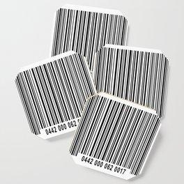 Barcode #1 Coaster