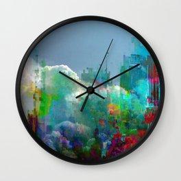 glitch cloud 9. Wall Clock