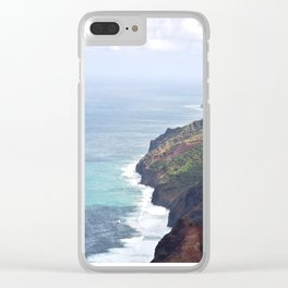 Napali 5 Clear iPhone Case