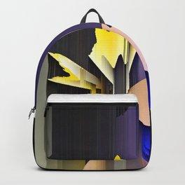 Lightning leaves spectrum Backpack