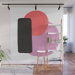Cherry Equilibrium Wall Mural