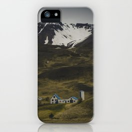 Lonely Mountain Farms iPhone Case