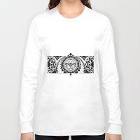 maori Long Sleeve T-shirts featuring Maori by Reiv