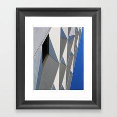 Pier 50  Framed Art Print