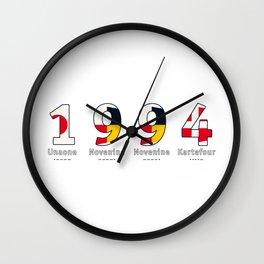 1994 - NAVY - My Year of Birth Wall Clock